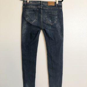Zara Jeans - Zara Trafaluc Skinny Jeans Medium Wash Size 10